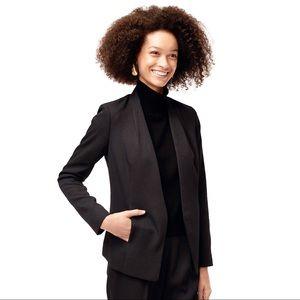 Aritzia Babaton Keith Collarless Blazer Jacket